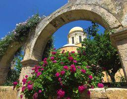 Agia Triada Monastery – Chania