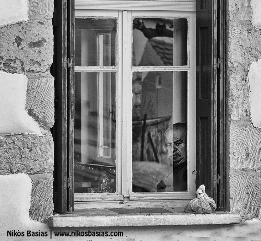 Window with view - Nikolaos Basias Photographer