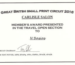 Great British Small Print Circuit – 2016
